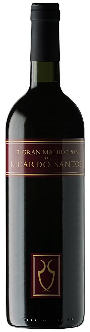 Ricardo Santos El Gran Malbec 2011