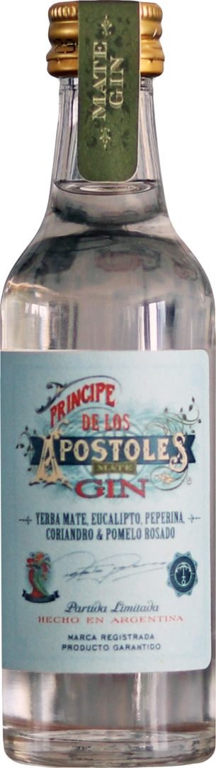 Príncipe de los Apóstoles Mate Gin Miniatur