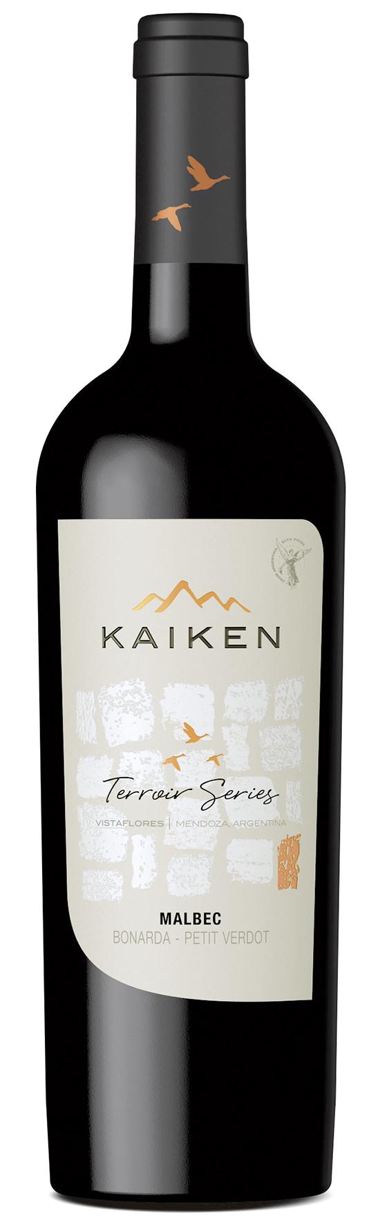 Kaiken Terroir Series Malbec 2018