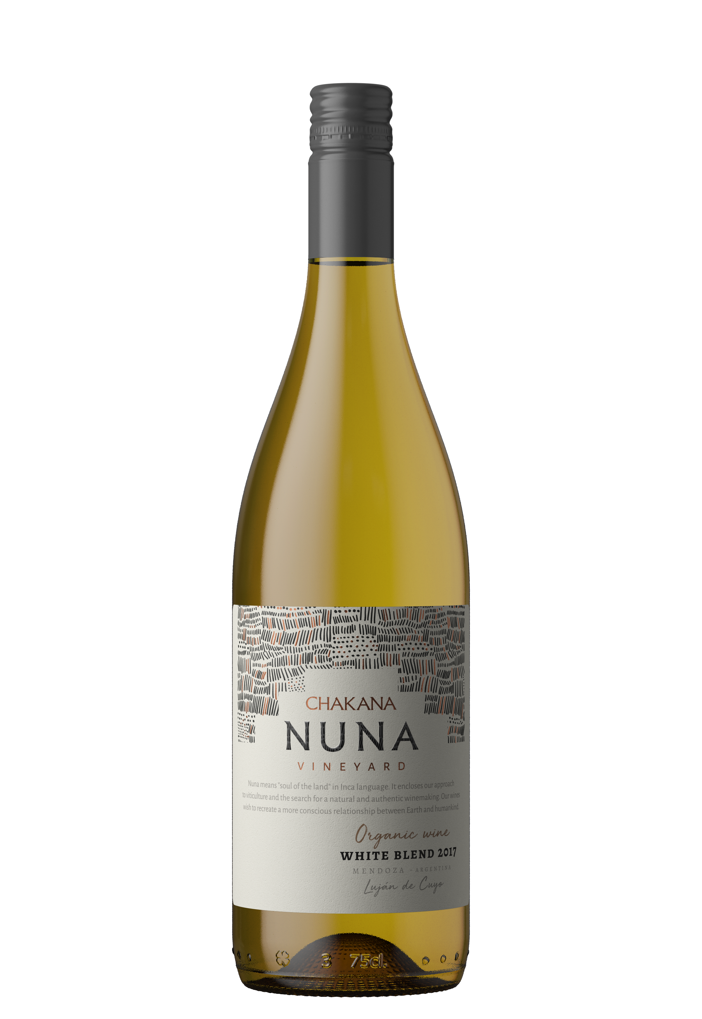 Chakana Nuna White Blend - Bio-Wein 2019