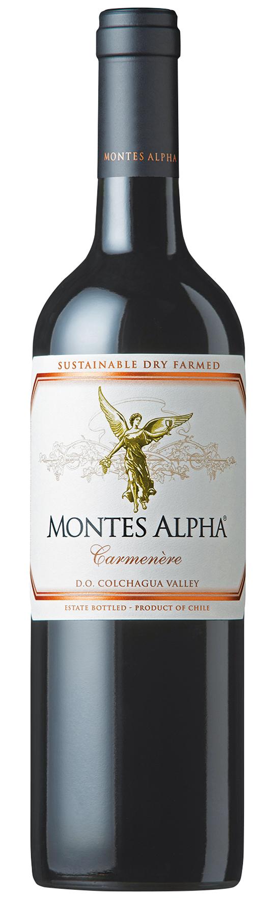 Montes Alpha Carmenère 2019
