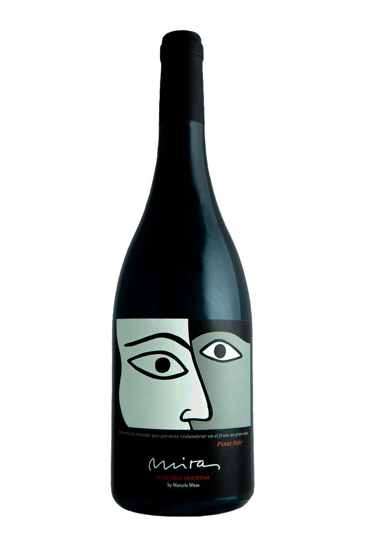 Miras Pinot Noir Crianza 2015