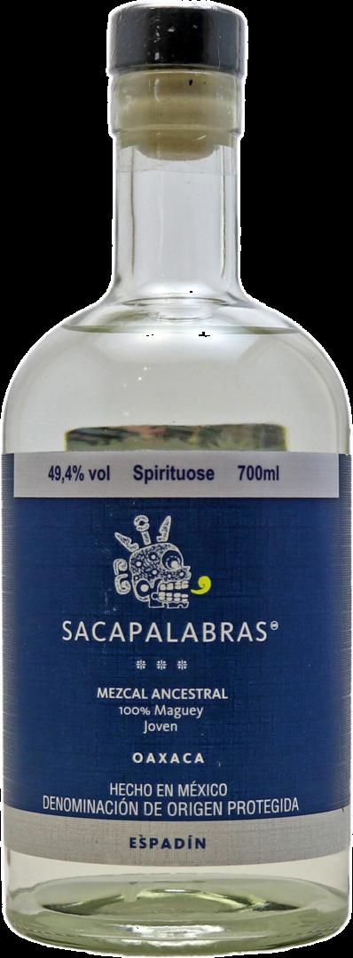 Sacapalabras Mezcal Ancestral - Espadin