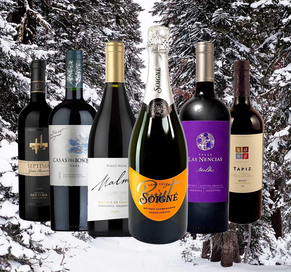 Besondere Weine für den Winter