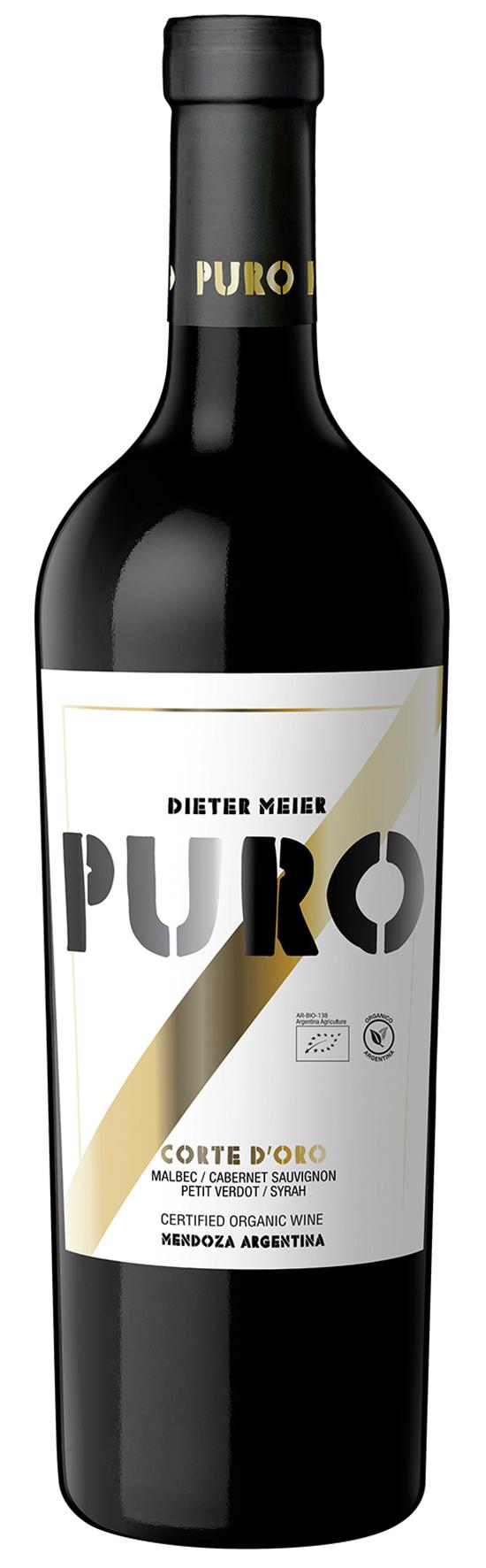 Puro Corte D'Oro 2017 Bio Wein