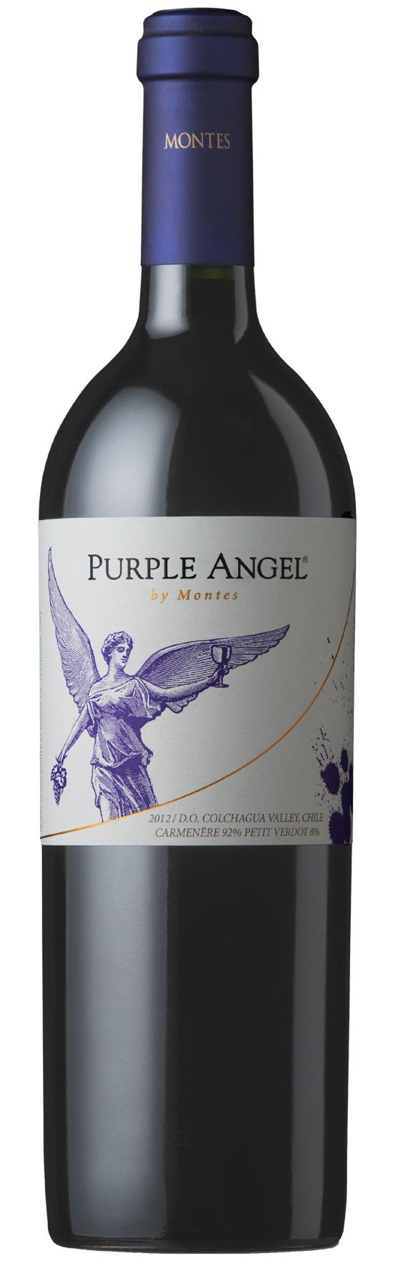 Montes Purple Angel Carmenère 2018