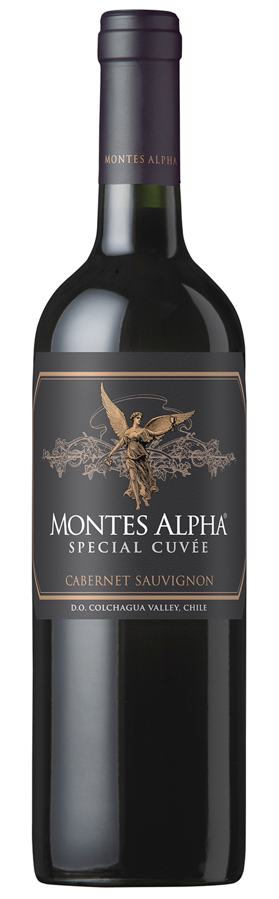 Montes Alpha Special Cuvée Cab. Sauv. 2017