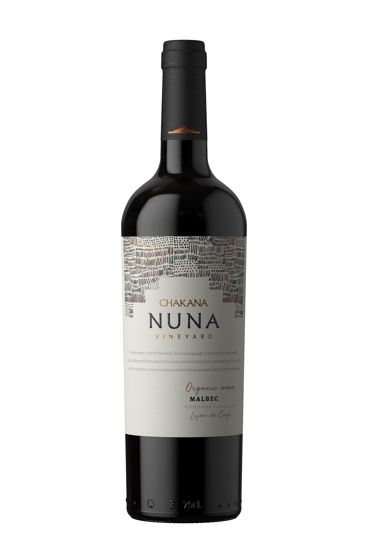 Chakana Nuna Malbec 2018 Bio Wein