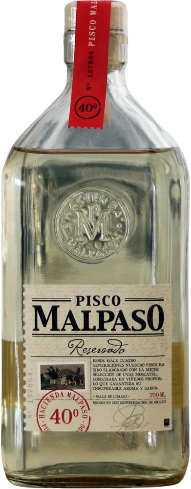 Pisco MalPaso Reservado