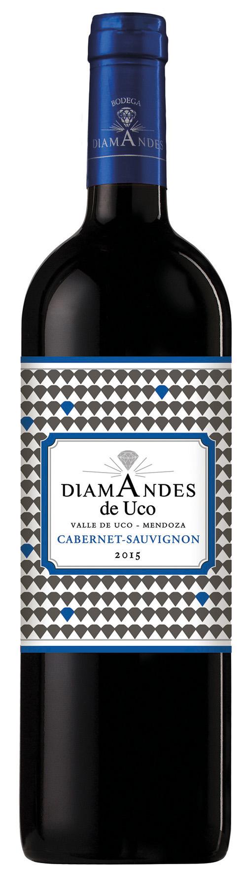 DiamAndes de Uco Cabernet Sauvignon 2015