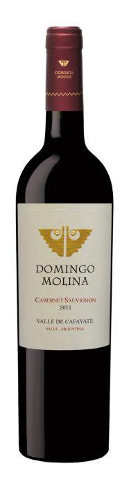 Domingo Molina Cabernet Sauvignon 2014