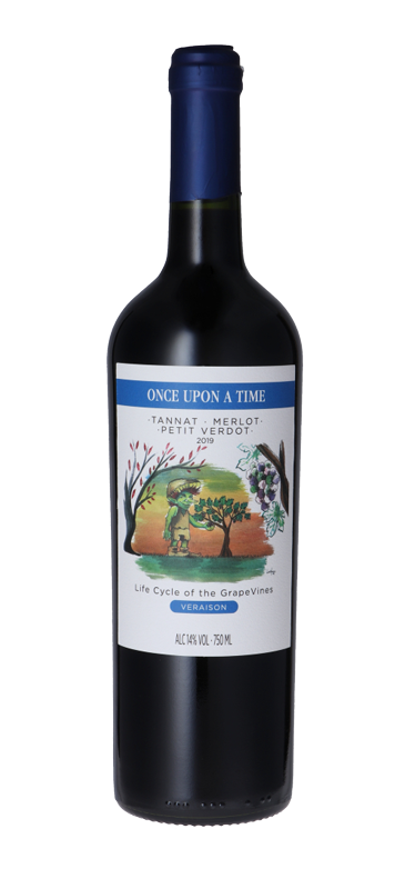 Once Upon A Time: Tannat, Merlot, Petit Verdot 2019