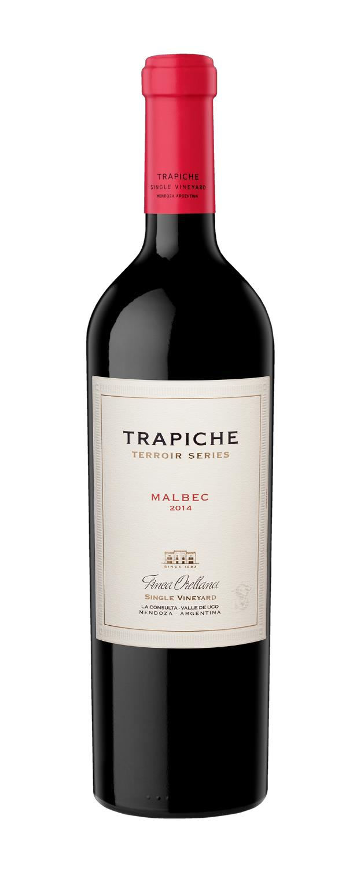 Trapiche Terroir Series Single Vineyard Malbec Finca Orellana 2014