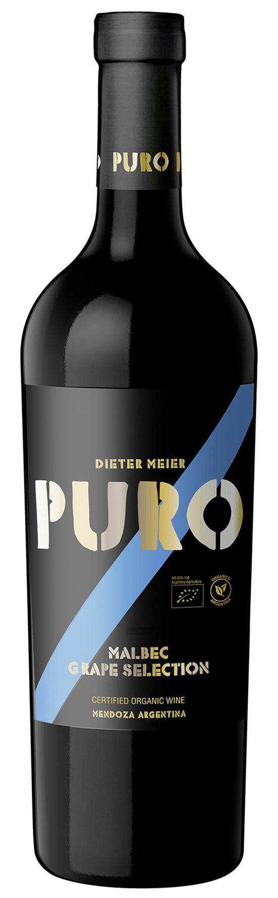 Puro Malbec Grape Selection 2018 BIO