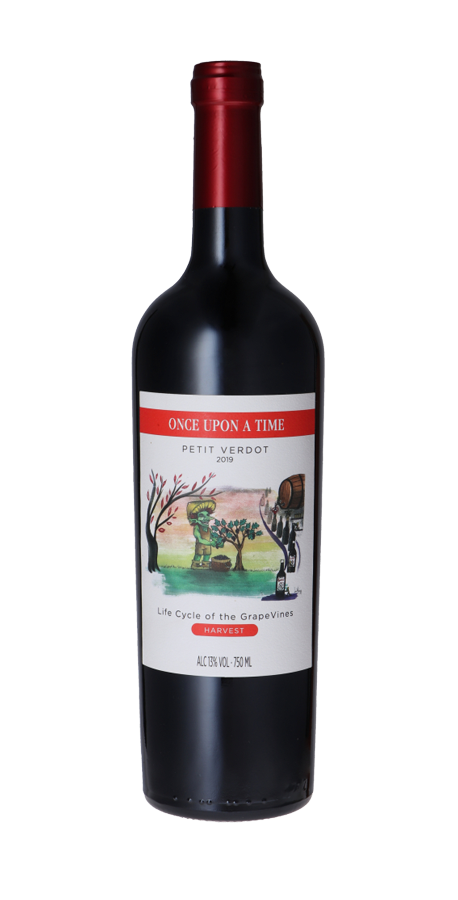 Once Upon A Time: Petit Verdot 2019