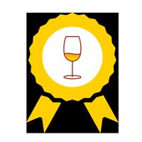 Wein mit Auszeichnung
