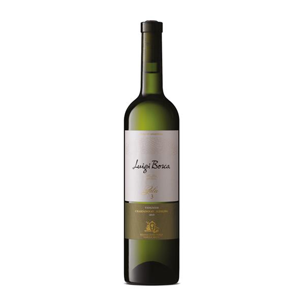 Luigi Bosca Gala 3 Viognier – Chardonnay – Riesling 2013