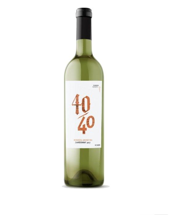 40 / 40 Chardonnay 2017
