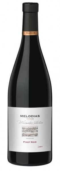 Melodías Winemaker Selection Pinot Noir 2018