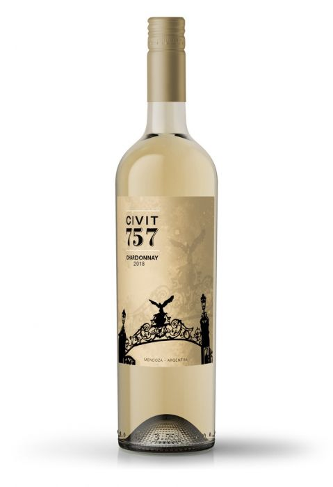 A16 Civit 757 Chardonnay 2018