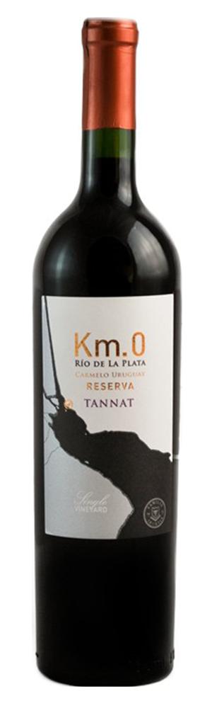 Km.0 Reserva Tannat 2018