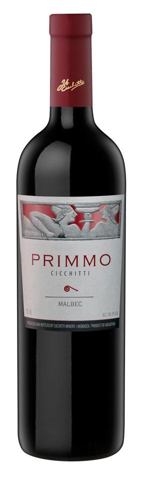 Cicchitti Primmo Malbec 2019