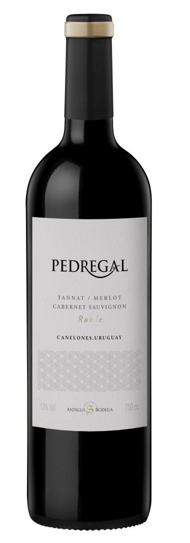 Pedregal Cuvée Tannat, Merlot, Cabernet Sauvignon 2015