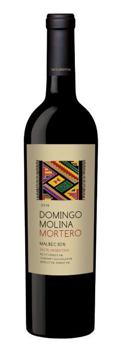 Domingo Molina Mortero 2017