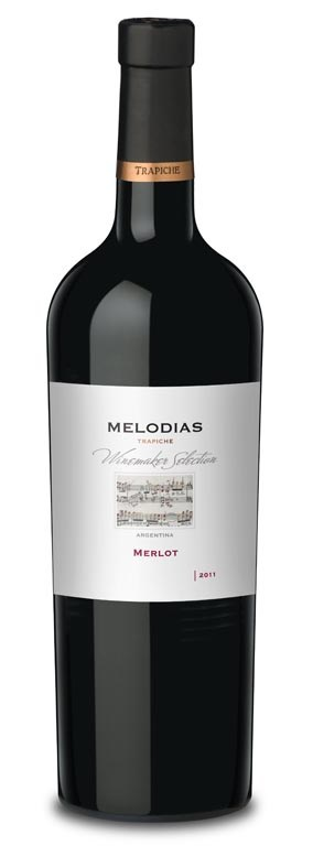 Melodías Winemaker Selection Merlot 2018