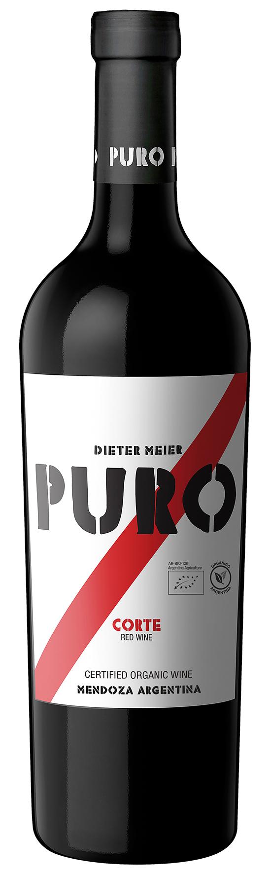 Puro Corte Cabernet Sauvignon Malbec 2019 Bio Wein