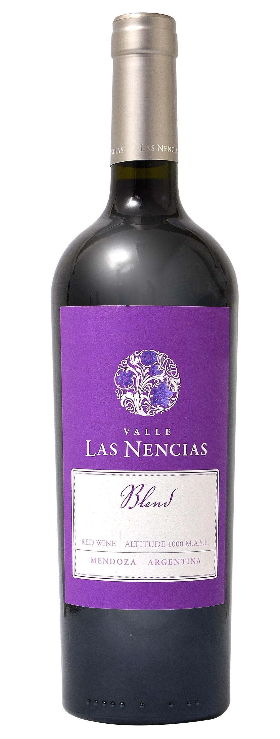 Valle Las Nencias Reserva Blend 2013